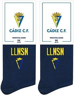 Clapper, Calcetines Oficiales del Cádiz CF | LLNSN de Alvaro Cervera | Grupo