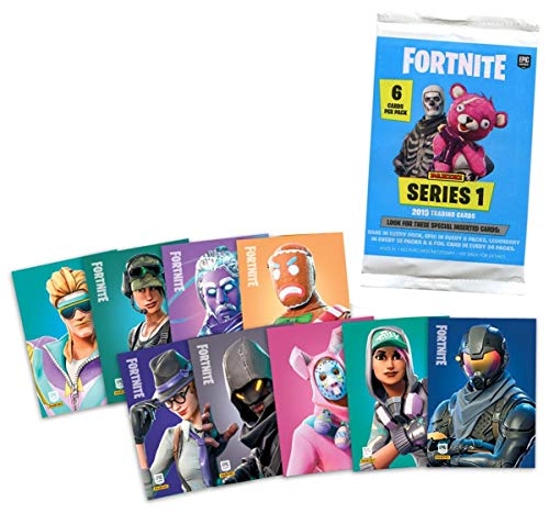 2019 Panini Fortnite Series 1 Trading Cards, Single-Pack