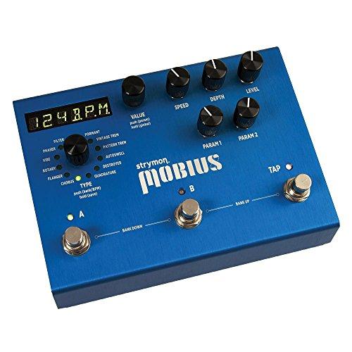 Strymon Mobius Modulation Machine · Effektgerät E-Gitarre