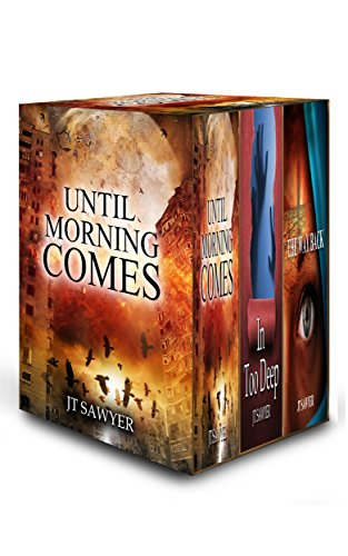 Until Morning Comes Zombie-Apocalypse Boxed Set, Volumes 1-3 (Carlie Simmons Post-Apocalyptic Zombie Series: Until Morning Comes, In Too Deep, The Way Back Book 1) by [JT Sawyer]