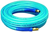 Amflo 12-25E Polyurethane Air Hose - Non-marring, Smooth Finish, Easy to Carry, Lightweight, Cold Weather Flexible,...