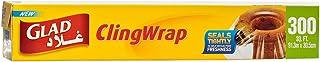 Glad ClingWrap Plastic Wrap - 300 sq ft Roll