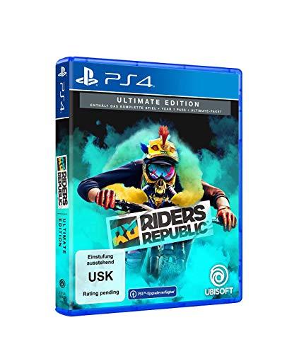Riders Republic - Ultimate Edition (kostenloses Upgrade auf PS5) - [PlayStation 4]