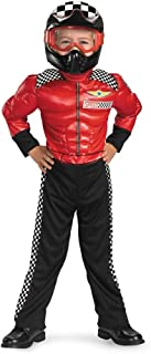 Turbo Racer Boys Costume, 4-6