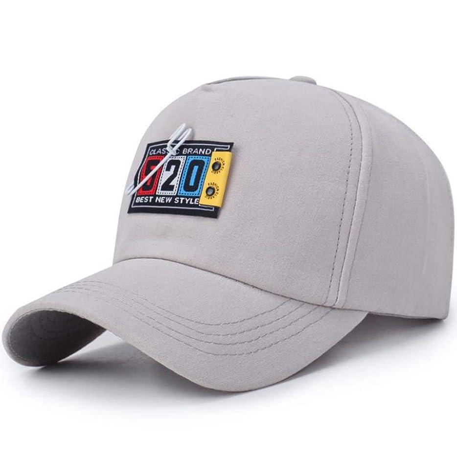 古典的な野球帽の帽子、調節可能なサイズの帽子、ばねおよび秋の季節の単一の野球帽の三次元刺繍の勝利入札520の陰の無地の帽子
