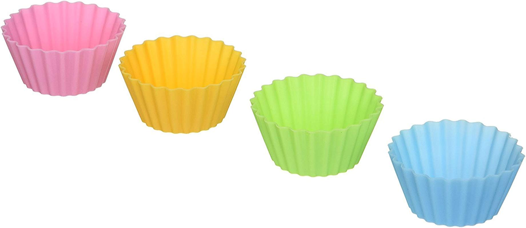 M V Trading Silicone Food Cup Or Sushi Mold For A Lunch Box Set Of 4