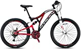 KRON ARES 4.0 Fully Mountainbike 27.5 Zoll   21...