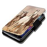 wicostar Book Style Flip Handy Tasche Hülle Schutz Hülle Schale Motiv Foto Etui für Wiko Lenny 2 - Flip A38 Design10