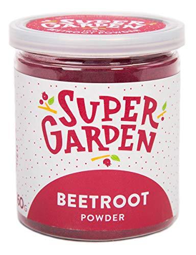 Supergarden Gefriergetrocknetes Gemüsepulver (Rote Beete Pulver)