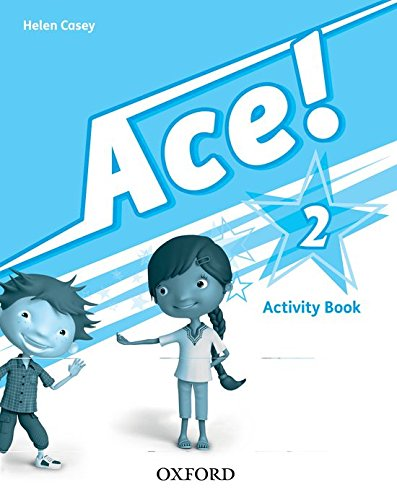 Ace! 2: Activity Book - 9780194006880
