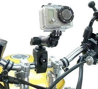 Tuff-Claw styre montering med standard dubbeluttag arm för GoPro Hero kamera (sku 30610)