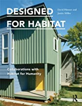 Designed for Habitat: Collaborations with Habitat for Humanity (English Edition)