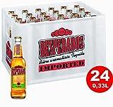 24 x Desperados Tequila Bier 0,33 Liter 5,9 % Vol.