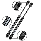 10 Inches 35 Lb/156N Gas Shocks Struts Lift Supports Compatible with Truck Pickup Tool Box Lid RV Door, Set of 2 Vepagoo