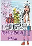 Libro Para Colorear De Moda: Para niñas de 12 años | Libro de colorear para niñas | Tamaño A4
