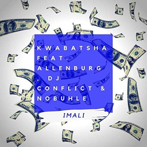 Kwabatsha feat. Allenburg, DJ Conflict & Nobuhle