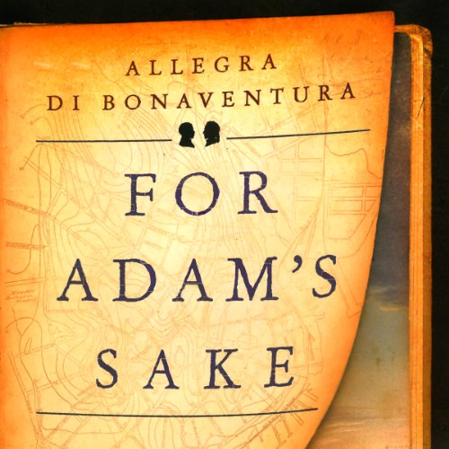 For Adam's Sake audiobook cover art