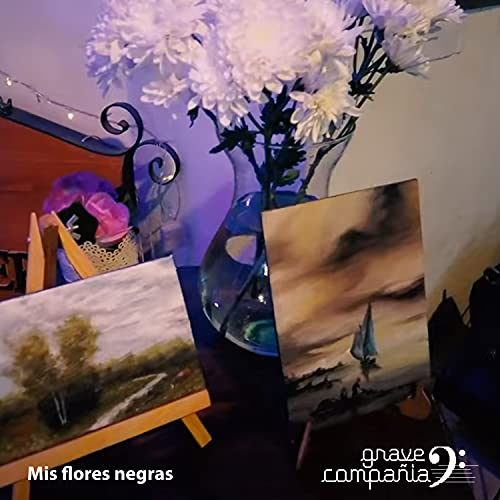 Mis Flores Negras