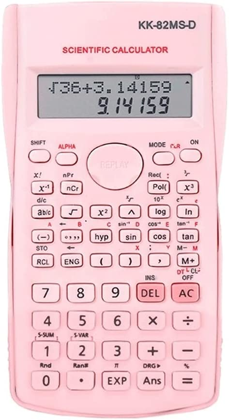 Engineering Scientific Calculator Suitable School Busine New life and Rapid rise for