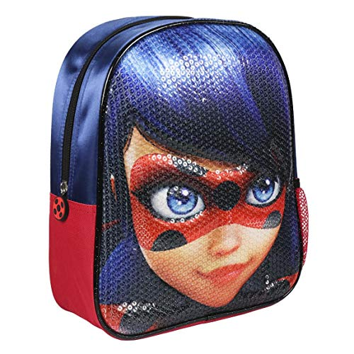 Mochila Infantil 3D Lady Bug