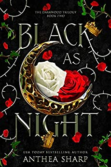 Featured Fantasy : Black as Night by Anthea Sharp