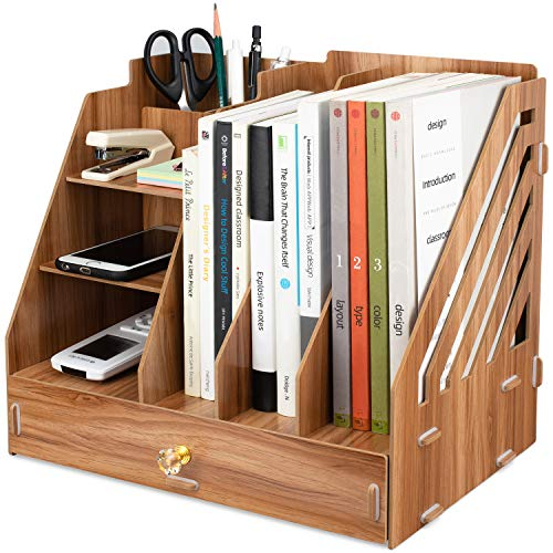 Tonsmile Office Wooden Stationer...