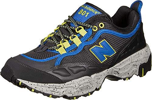 New Balance 801 Hombre Zapatillas Negro 43 EU