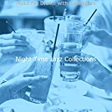 Energetic Jazz Saxophone - Vibe for Drinks with Colleagues