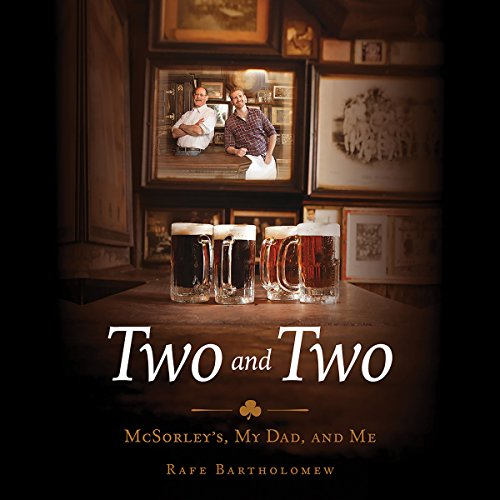 Two and Two audiobook cover art