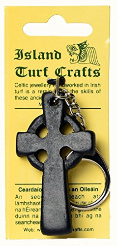 Celtic Cross Key Ring