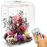 biOrb Life 45 Liter Transparent Aquarium with MCR Lighting