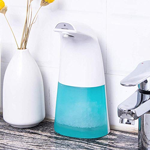 KANJJ-YU 400ml de color automática de inducción de espuma dispensador de jabón, Inteligente Niños Mini desinfectante de la mano de la máquina, Home Hotel de artículos de tocador (10 * 10.5 * l