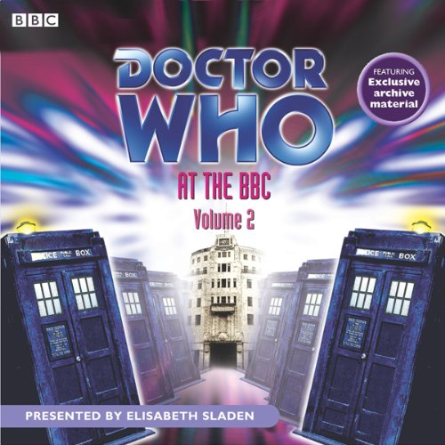 Doctor Who at the BBC, Volume 2 cover art