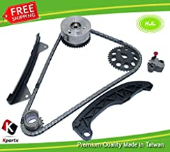 Timing Chain Kit Fits TOYOTA 1KR-FE YARIS AYGO,PEUGEOT 107,Citroen C1, Daihatsu BOON 1.0L 2005- w/Camshaft VVT Gear