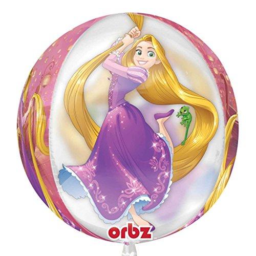 Amscan International 3322201 Rapunzel Orbz - Globo de aluminio
