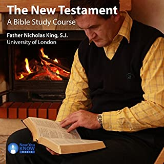 The New Testament: A Bible Study Course audiobook cover art
