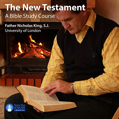 The New Testament: A Bible Study Course cover art