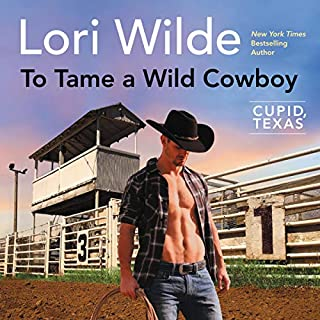 To Tame a Wild Cowboy     Cupid, Texas              Written by:                                                                                                                                 Lori Wilde                               Narrated by:                                                                                                                                 Lisa Zimmerman                      Length: 10 hrs and 4 mins     Not rated yet     Overall 0.0