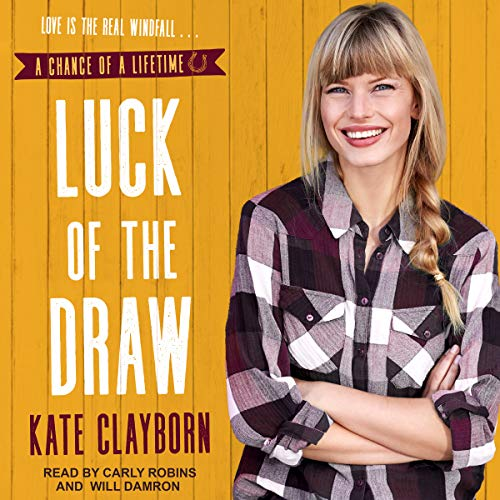 Luck of the Draw audiobook cover art
