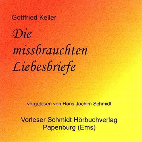 Die missbrauchten Liebesbriefe audiobook cover art