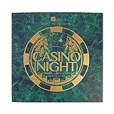 Talking Tables Host V2 Organisez Votre Propre soirée Jeux | Poker, Blackjack, Roulette | pour Adultes, après Les dîners, Casino Party, Noël, Cadeau, Multicolore