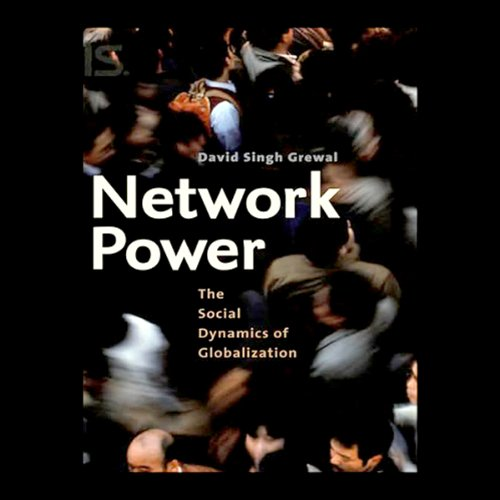 Network Power cover art