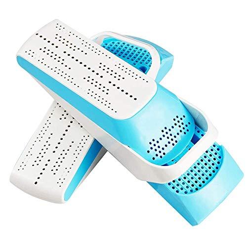 Ozone Zapatos Secador Secador de zapatos, calzado eléctrico Secadora doble calentador retráctil de arranque más cálido, desodorización de esterilización for los zapatos deportivos, zapatillas de algod