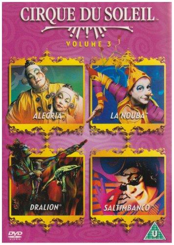 Cirque Du Soleil - Vol. 3 [UK Import]