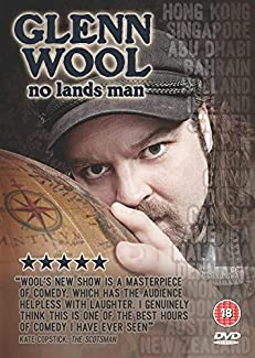 Glenn Wool - No Lands Man