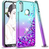 LeYi Case for Huawei Y7 2019 with Tempered Glass Screen