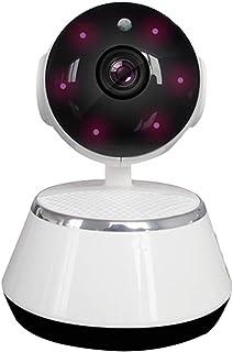 Baosity 360 Degree Mini WiFi 720P Camera Network Home Security Surveillance, White