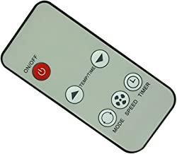 HCDZ Controle remoto de substituição para Honeywell MN10CESWW MN10CEDWW MN10CESBB MN10CESWW-R MN10CESBB-R MN10CES MN10CES-...