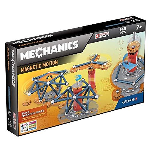 Mechanics Magnetic Motion 146pcs