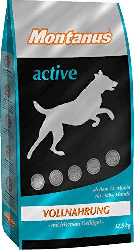 MONTANUS® Active, Hundefutter, 12,5 kg